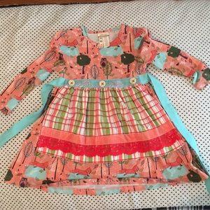 Matilda Jane size 4 dress